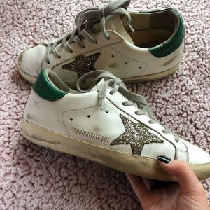 Golden Goose DB // Private Edition Sneaker sz 37